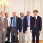Candidats et jury du Prix France Transplant 2011